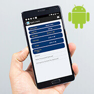 handwithphone-android