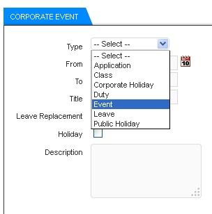 BMO e-Leave Create Company Event 3