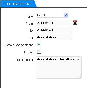 BMO e-Leave Create Company Event 4