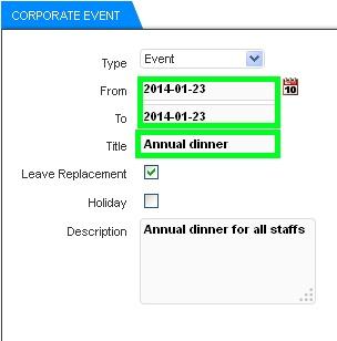 BMO e-Leave Create Company Event 5