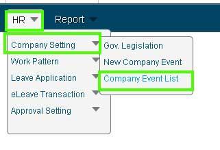 Online Leave Management System Holiday 1