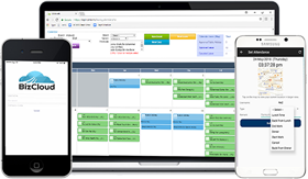 mobile hr software
