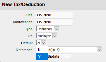 Tax Deduction List