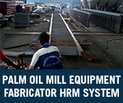 palm oil equipment fabricator hrm system