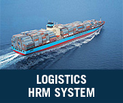 logistic hrm system