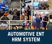 automotive enterprise hrm system