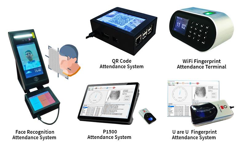 attendance device hrm system