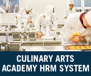 culinary art hrm system