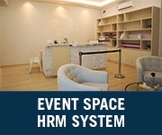 event space hrm system