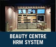 beauty centre hrm system