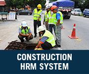 construction company hrm system