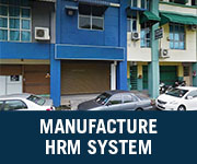 manufacture company hrm system