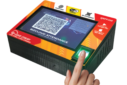 QR-FP Attendance System Malaysia