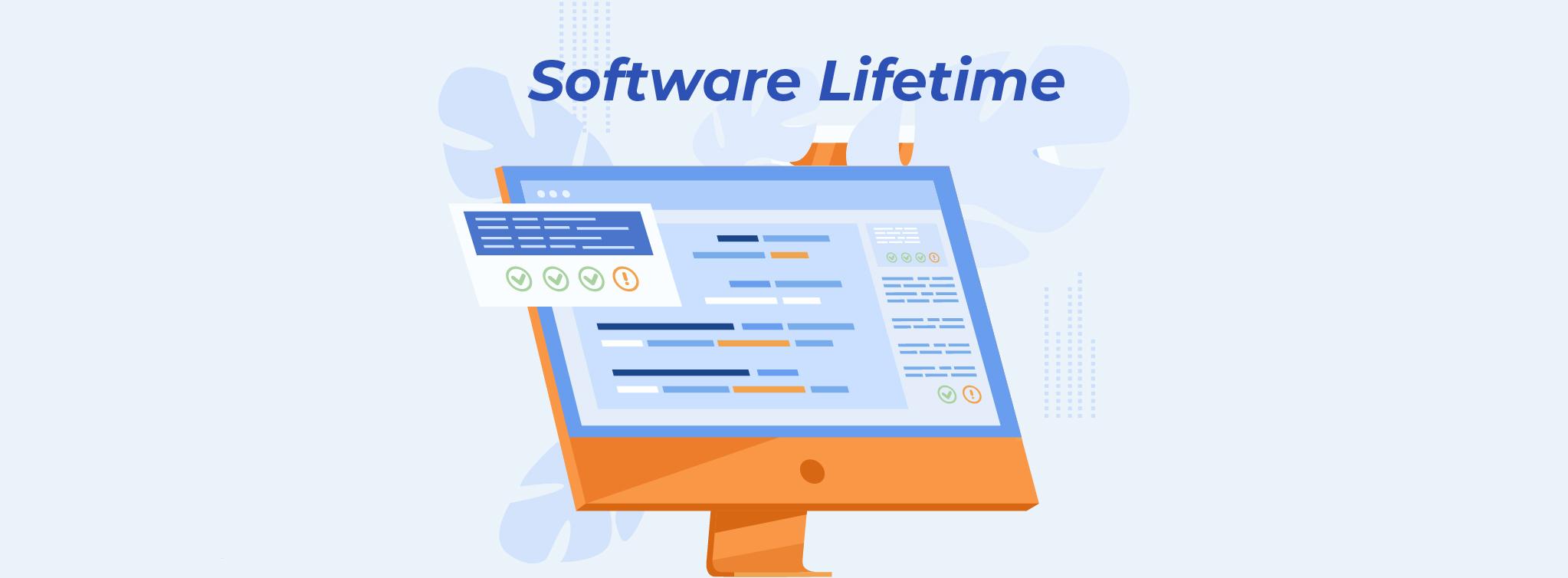 software lifetime license