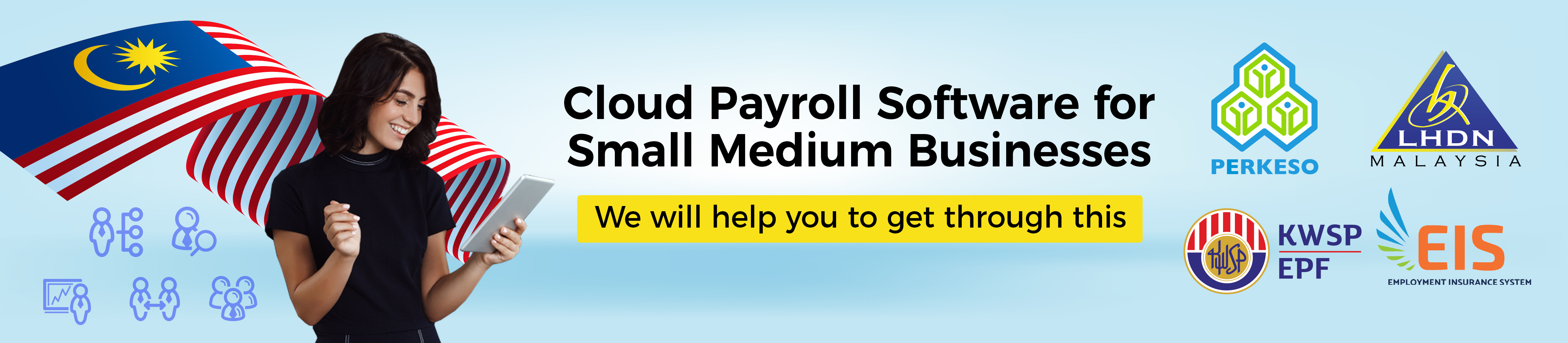 e-leave hrm system payroll