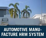 Automotive Manufacturer hrm system